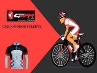 Design Custom Short Sleeve Online