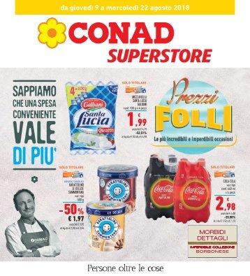 Conad SS Sassari 2018-08-09