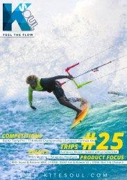 Kitesoul Magazine #25 International Edition