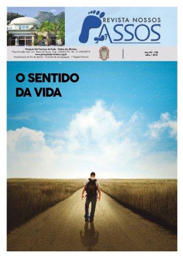Revista Edição Julho