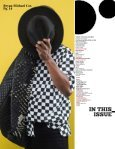 Music Meets Fashion 2018 Bryan Michael Cox - Page 2