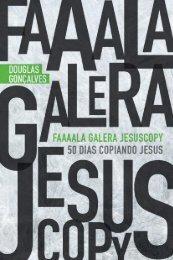 Fala Galera Jesus Copy