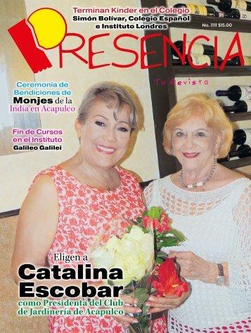 Revista Presencia Acapulco 1111