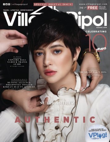 VP SPECIAL DIGITAL ISSUE - SUE RAMIREZ