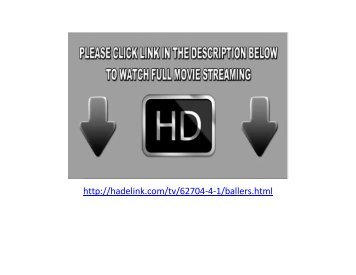 [!Putlocker!].HD-Live! Watch Ballers Season 4 Episode 1 s04e01 Online Free