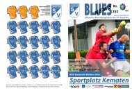 Blues News 252: WSG Swarovski Wattens Amateure