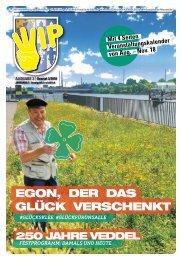 WIP Stadtteil-Magazin Nr.3/18