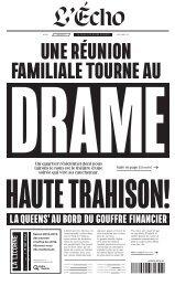 Programmation 2018-2019 - Théâtre La Licorne