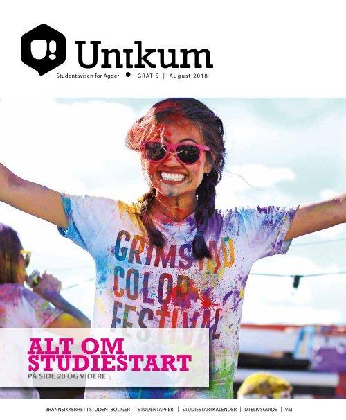 Unikum August 2018