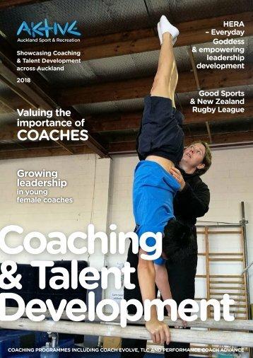 Aktive Coaching & Talent Development Issue 3