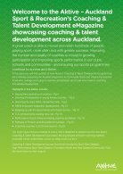 Aktive Coaching & Talent Development Issue 3 - Page 3