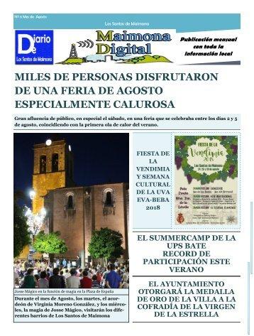 Diario local agosto 2018