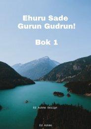Ehuru Sade Gurun Gudrun Bok 1