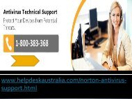 Contact Us Instant  Solution Norton Antivirus Tech Support Number