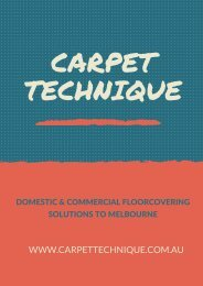 Add Elegance to Your Commercial Properties with Cost-Effective Carpet Tiles