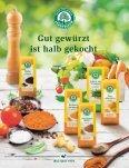 Alnatura kocht - saisonelle Rezepte aus der KostBar - Page 2