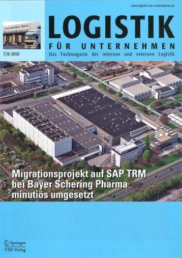 PDF-Download (1,41 MB) - IGZ Logistics + IT GmbH