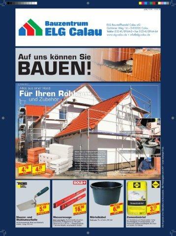 Bauzentrum ELG Calau