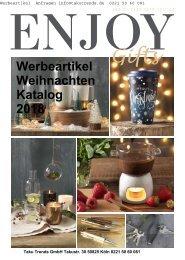 Werbeartikel Weihnachten Katalog 2018