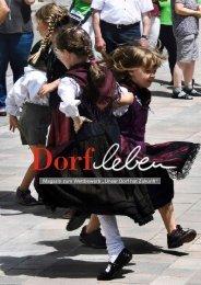 Dorfleben - Magazin zum Wettbewerb