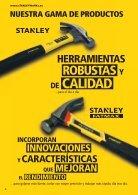 CATÁLOGO HERRAMIENTAS STANLEY 2018 - Page 6