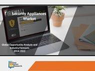 Security Appliances Market