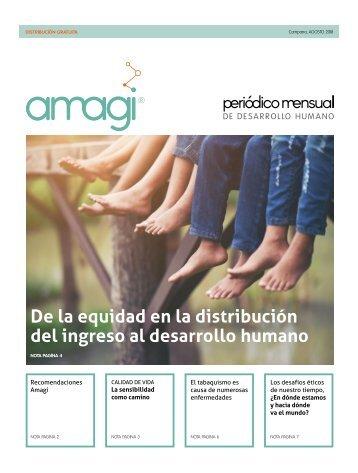 Periódico Amagi Agosto 2018