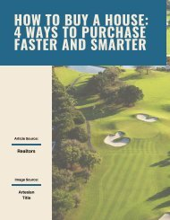 How to Buy a House_ 4 Ways to Purchase Faster and Smarter
