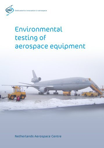 Environmental Testing of Aerospace Equipment