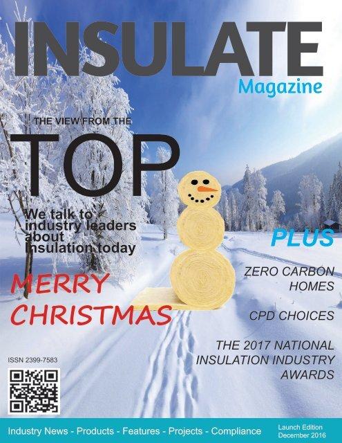 Insulate Magazine Issue 1