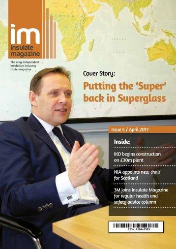Insulate Magazine Issue 5