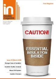 Insulate Magazine Issue 16