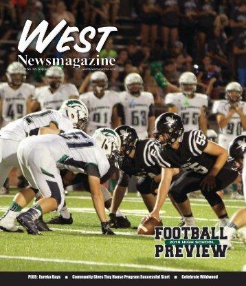West Newsmagazine 8-15-18