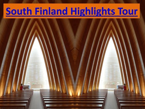 South Finland Highlights Tour