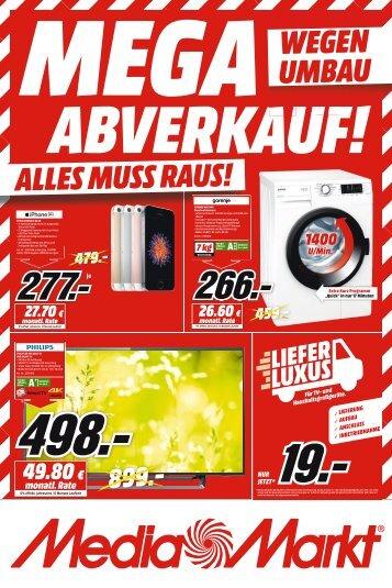 Media Markt Plauen - 15.08.2018