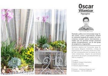 paysagisme (Oscar Villamizar)