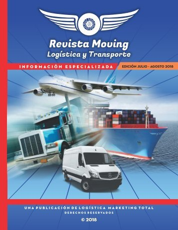revista moving julio - agosto