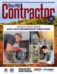 Ohio PHC Contractor Volume 2018 Issue 3