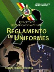 REGLAMENTO DE UNIFORME ERD VERSION CORREGIDA EL 9-08-18