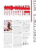 And What? Queer. Arts. Festival. 2018 - Page 3