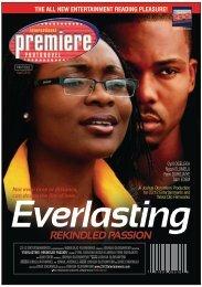 EVERLASTING - REKINDLED PASSION, Premiere Magazine April 2015