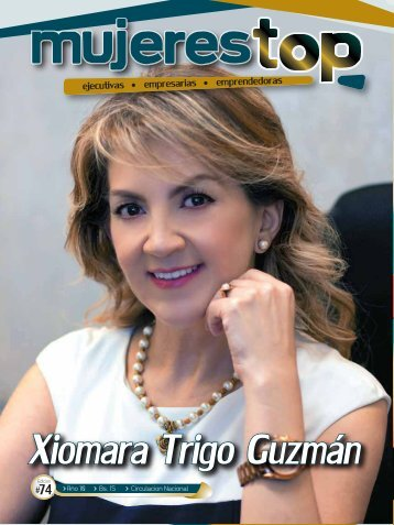 Revista Digital Mujeres Top X.TRIGO