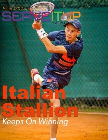 Serveitup Tennis Magazine #31