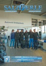 SALZPERLE - Stadtmagazin Schönebeck (Elbe) - Ausgabe 04/2018+05/2018