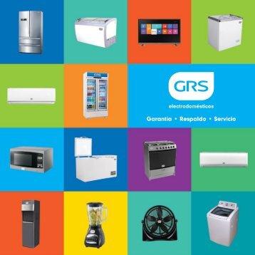 Catalogo GRS Enero 2018