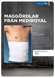 MediRoyal Magekorsetter