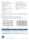GE ConstantcolorTM CMH StreetWiseTM - GE Lighting - Page 2