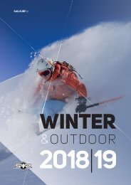 Sail+Surf | Winter & Outdoor Katalog  2018 / 2019