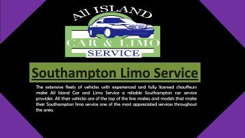 Southampton Car Service