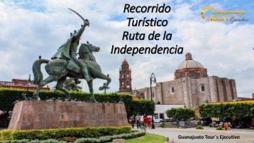 Ruta de la Independencia